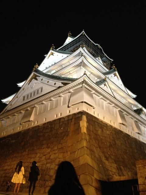 大阪城お花見03