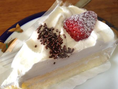 母の日のケーキ2013